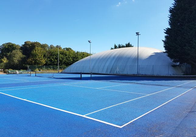 lister tennis club welcome