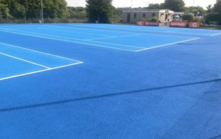 lister tennis outdoor courts