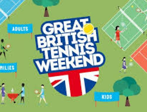 Great British Tennis Open Day